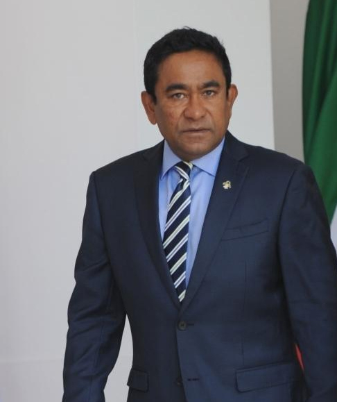 President of Maldives, Abdulla Yameen Abdul Gayoom. (File Photo: IANS) by .