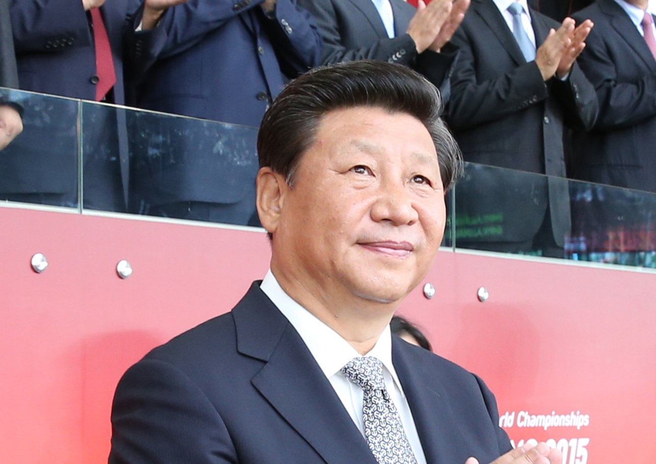 Chinese President Xi Jinping. (File Photo: Xinhua/IANS) by .