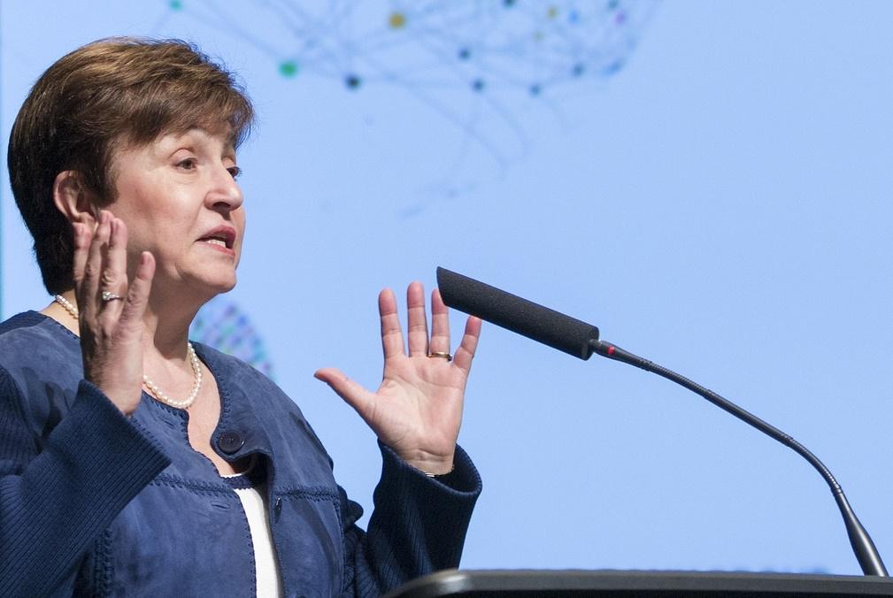 World Bank CEO Kristalina Georgieva. (Photo: World Bank/IANS) by .