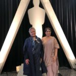 "Los Angeles: Indian film producer Guneet Monga, whose ""Period. End of Sentence"" won Oscar in Documentary Short Subject category, with Action India Chairperson Gauri Choudhary during the 91st Academy Awards at the Dolby Theater in Los Angeles, the United States, on Feb. 24, 2019. (Photo: IANS) by ."