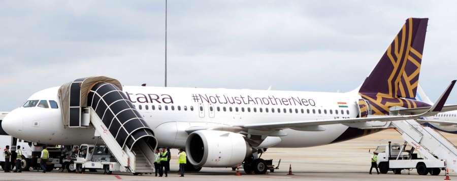 Vistara Airways. (File Photo: IANS) by .