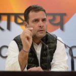New Delhi: Congress President Rahul Gandhi addresses a press conference in New Delhi, on Feb 15, 2019. (Photo: IANS) by .