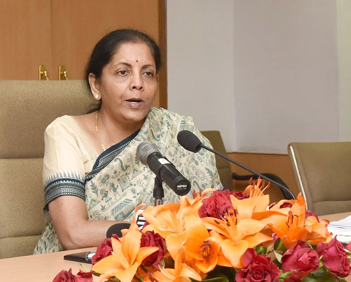 Union Minister of State for Commerce & Industry, Nirmala Sitharaman. (File Photo: IANS) by .
