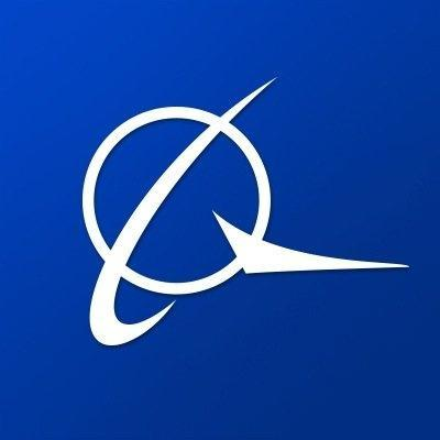 Boeing logo. (Photo: Twitter/@Boeing) by .