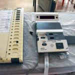 Electronic Voting Machines. (File Photo: IANS) by .