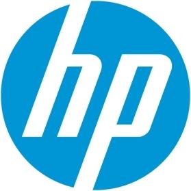 Hewlett-Packard (HP) logo. (File Photo: IANS) by .