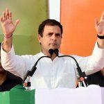 Jaipur: Congress President Rahul Gandhi addresses during a party programme in Kotputli, near Jaipur on April 29, 2019. (Photo: Ravi Shankar Vyas/IANS) by .