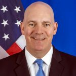 United States Assistant Secretary of State for Political-Military Affairs Clarke Cooper. (Photo: State Dept./IANS) by .