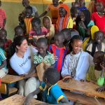 Addis Ababa: After enthralling fans with her fashion game at the Cannes Film Festival 2019, actress Priyanka Chopra Jonas is currently in Ethiopia spending time with refugee children. (priyankachopra/Instagram) by .