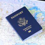US passport. by .