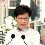 """HONG KONG, June 15, 2019 (Xinhua) -- Hong Kong Special Administrative Region (HKSAR) Chief Executive Carrie Lam announces on June 15, 2019 that the HKSAR government will suspend the amendments to the Fugitive Offenders Ordinance and the Mutual Legal Assistance in Criminal Matters Ordinance until further communication and explanation work is completed. TO GO WITH """"HKSAR chief executive announces suspension of fugitive law amendments, promises to continue explanation"""" (Xinhua/Li Gang/IANS) by ."""