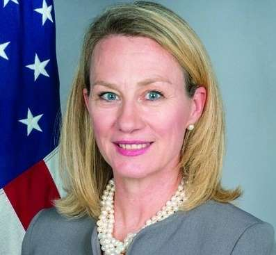 Alice Wells, the United States Principal Deputy Assistant Secretary for South and Central Asian Affairs (File Photo: State Dept./IANS) by .