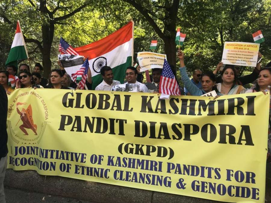 Kashmiri Pandits slam 'biased' media coverage on Kashmir by .