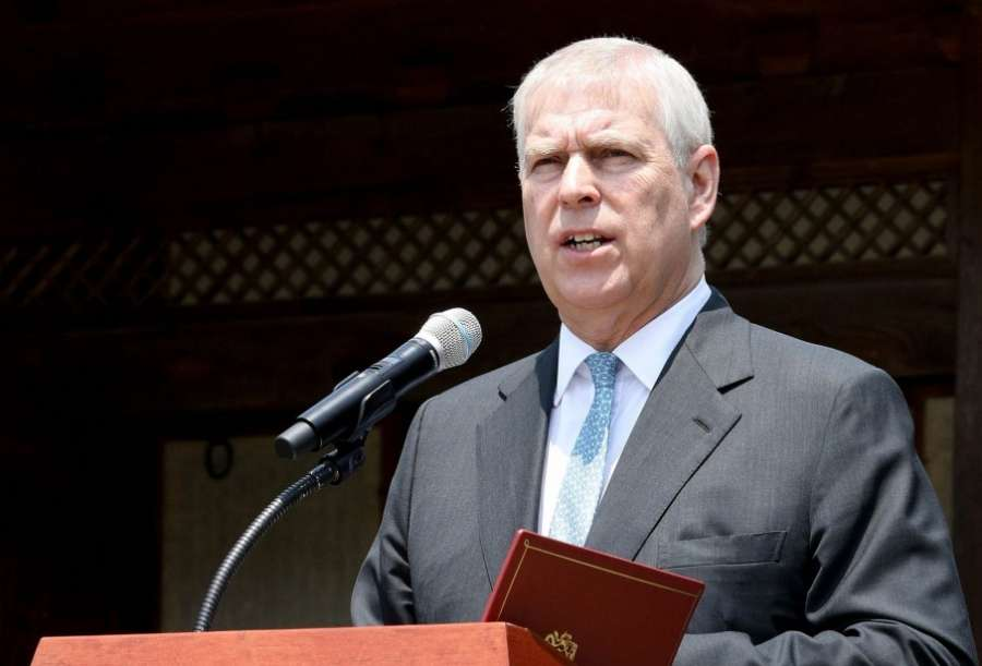 Britain's Prince Andrew.(File Photo: IANS) by .