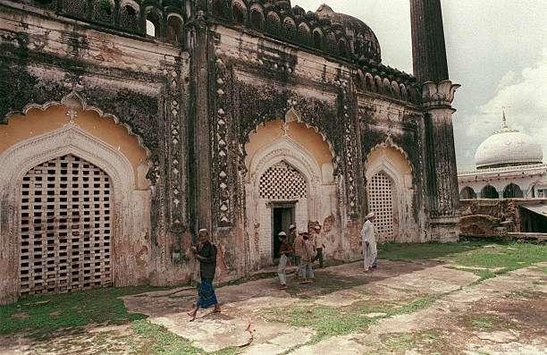 Babri Masjid by .