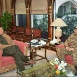 Pakistan Prime Minister Imran Khan and Pakistan Army chief General Qamar Javed Bajwa. by .