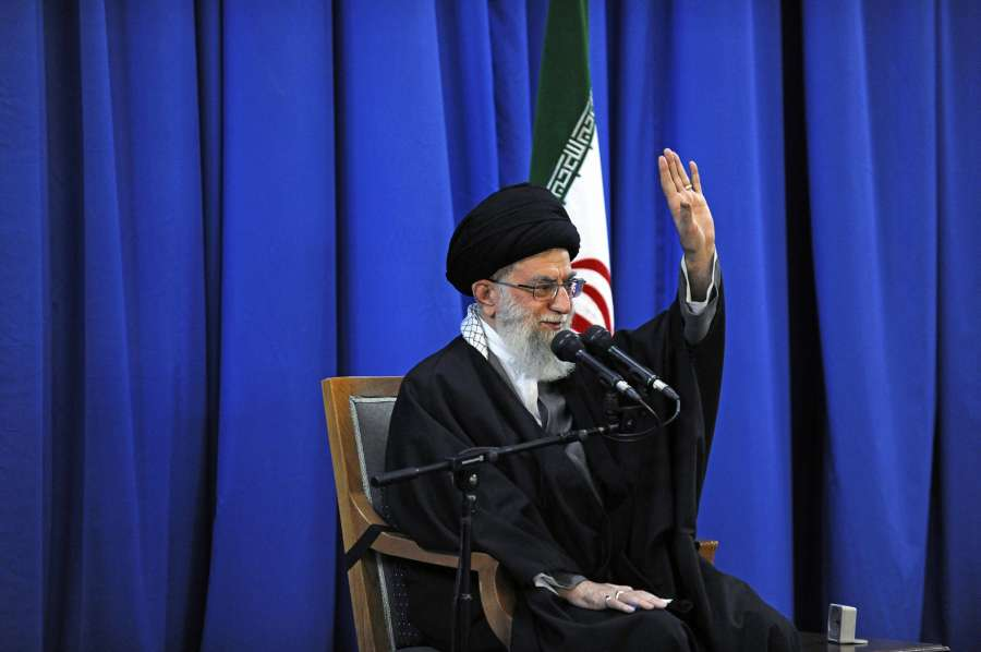 Iran Vows To Destroy Israel If Attacked by .