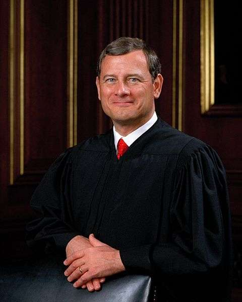 United States Supreme Court Chief Justice John Roberts, who will preside over the trial of President Donald Trump in the Senate. (File Photo: Supreme Court/IANS) by .