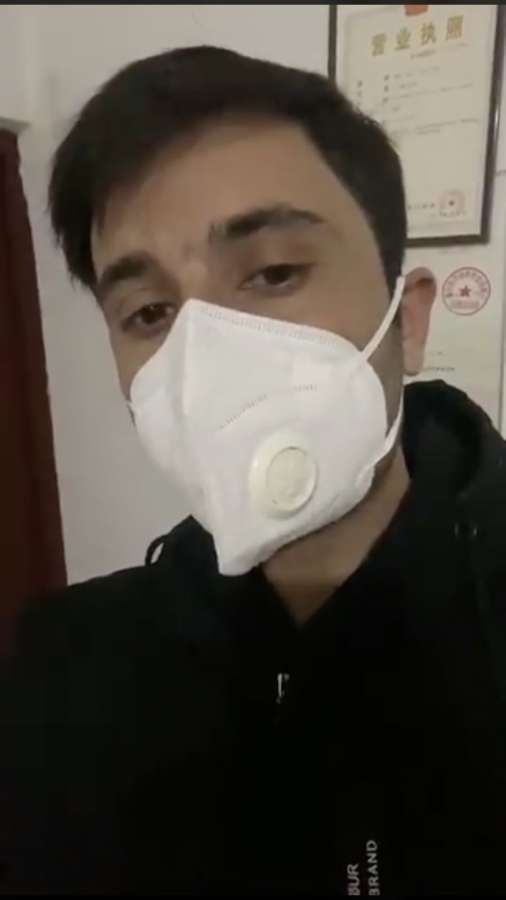 A video of a Pakistani student is taking rounds on internet as the student emotionally appeal to its government that they have been stuck in Wuhan, which is the epicentre of the Novel Coronavirus, that has claimed more than 250 lives. by .