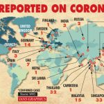 Cases reported on Coronavirus. (IANS Infographics) by .