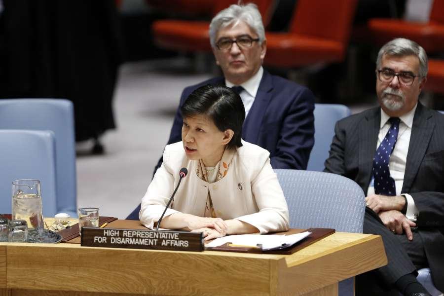 UN-SECURITY COUNCIL-NON-PROLIFERATION-MEETING by .
