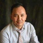 Vietnamese-American author Vu Tran. by .