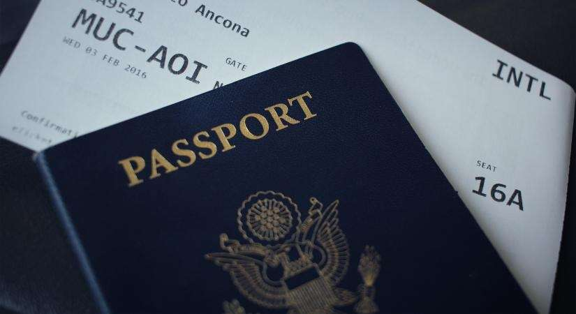 Shield your passport while you enjoy the holidays. by .