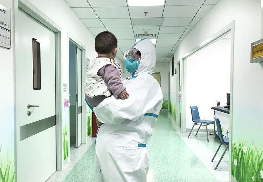 "Tweeple poured love and wished for the speedy recovery of a six-month-old baby diagnosed with the deadly coronavirus and quarantined alone at a Wuhan hospital. Heartwarming photos of the six-month-old baby went viral as the baby now has ""nurse moms"" taking care of him 24/7. by ."
