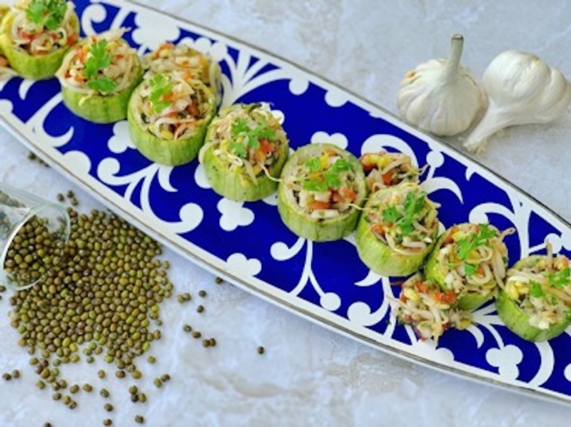 Summer salads for sweltering lockdown days. by .