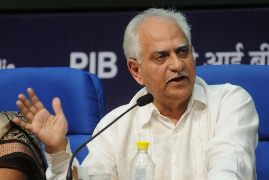 Filmmaker Ramesh Sippy. (Photo: IANS/PIB) by .
