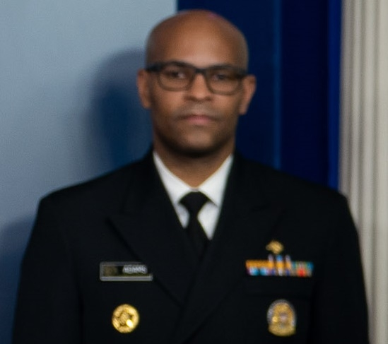 United States Surgeon General Jerome Adams. (Photo: White House/IANS) by .