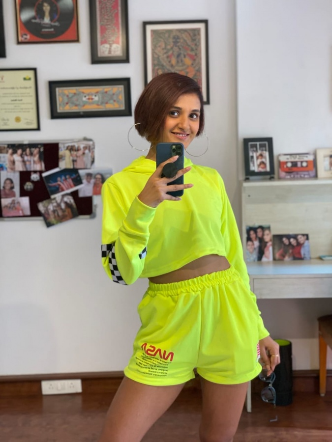 Shakti Mohan: Level of film dance has gone up due to reality shows. by .