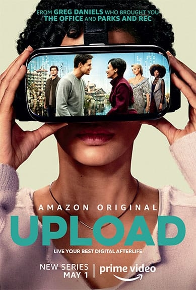 'Upload' is a new world, imagined thoroughly: Writer Greg Daniels. by .