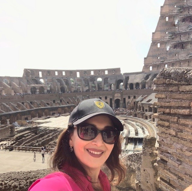 Madhuri Dixit: Cultures, heritages are a source of inspiration by .