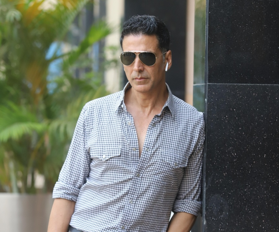 Actor Akshay Kumar. (File Photo: IANS) by .