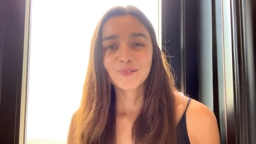 Alia Bhatt pens poem to celebrate Earth Day. by .