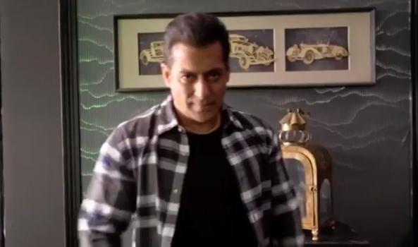 Actor Salman Khan. by .