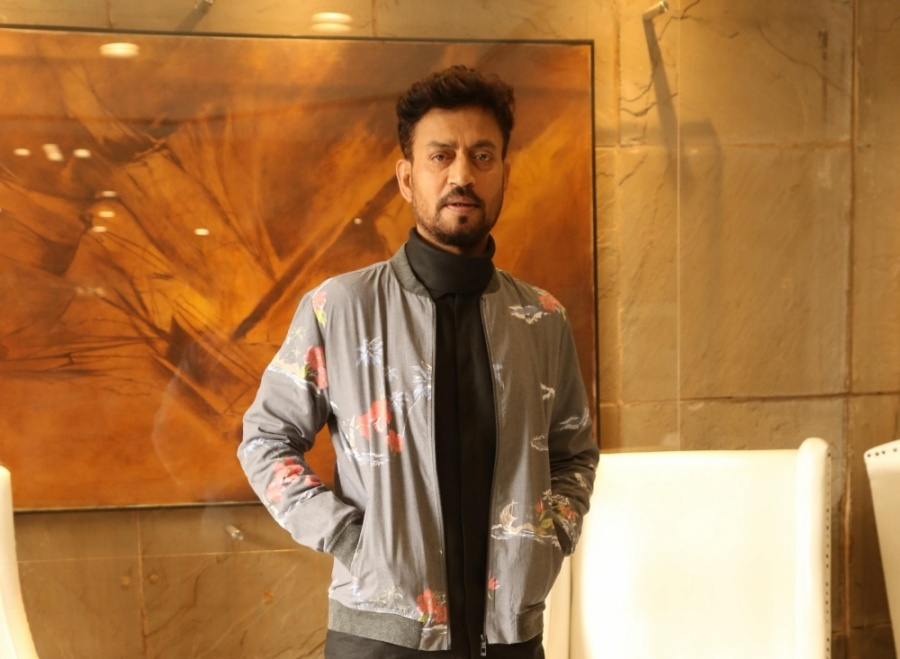 Actor Irrfan Khan. (File Photo: IANS) by .