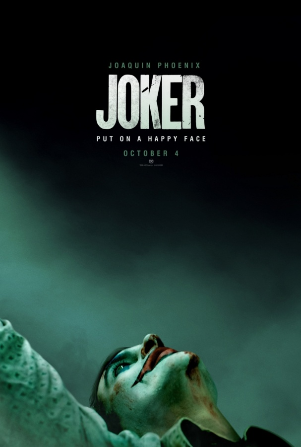 The Joker. by .