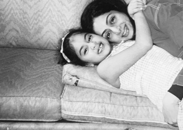 On the second death anniversary of late veteran star Sridevi, her actress-daughter Janhvi Kapoor said that she misses her mother everyday. Janhvi on Monday took to Instagram, where she shared a black and white photograph of herself along with Sridevi. by .