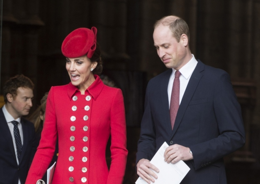 Britain's Prince William. by .