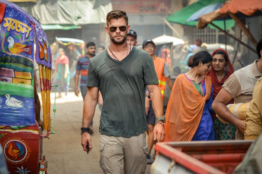 Chris Hemsworth: Didn't know Marvel films were so popular in India. by .