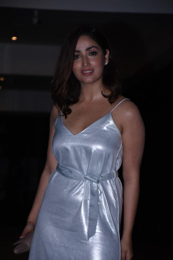 Actress Yami Gautam