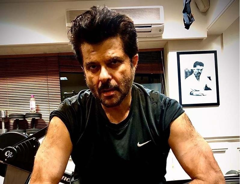 'Forever young' Anil Kapoor: You are your own motivation. by .