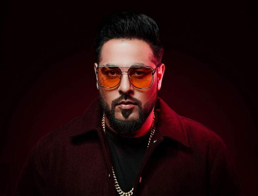Rapper Badshah by .