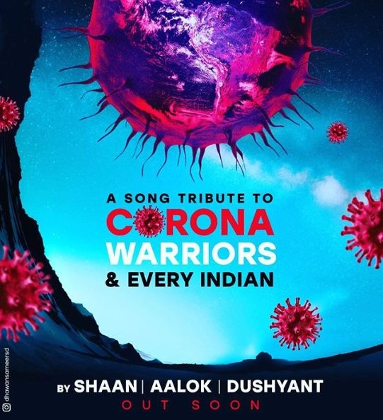 Shaan song about coronavirus. by .