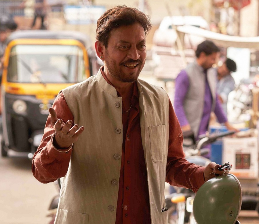 Irrfan Khan: I was restless to be fine. by .