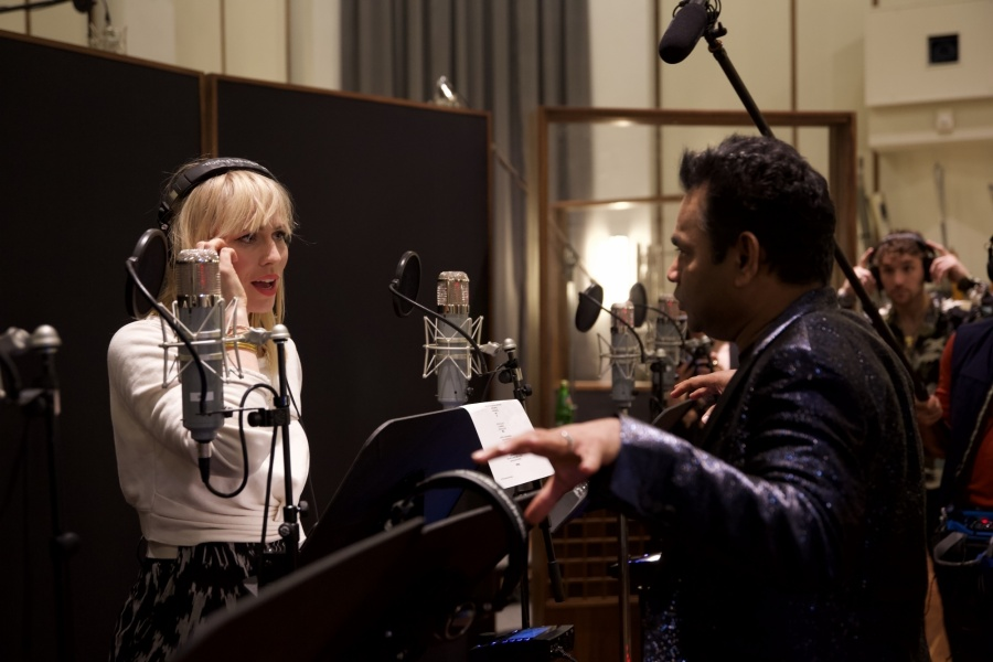 Rahman, 'We are the world' creator team up for project on climate change. by .