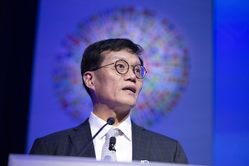 Changyong Rhee, director of the International Monetary Fund's Asia and Pacific Department. (Photo: IMF/IANS) by .