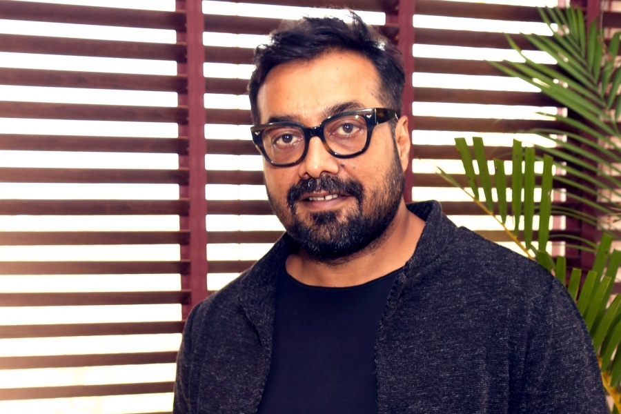 Director Anurag Kashyap. (File Photo: IANS) by .
